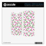 Poca piel de UTStarcom CDM7076 de los rosas de té  Skins Para Teléfono UTStarcom