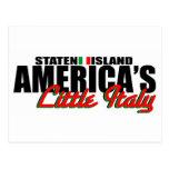 Poca postal de Italia de América