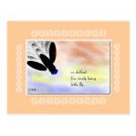 Poca postal del coleccionable del arte del Haiku d