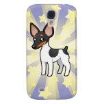 Poca rata Terrier de la estrella/fox terrier de Carcasa Para Galaxy S4