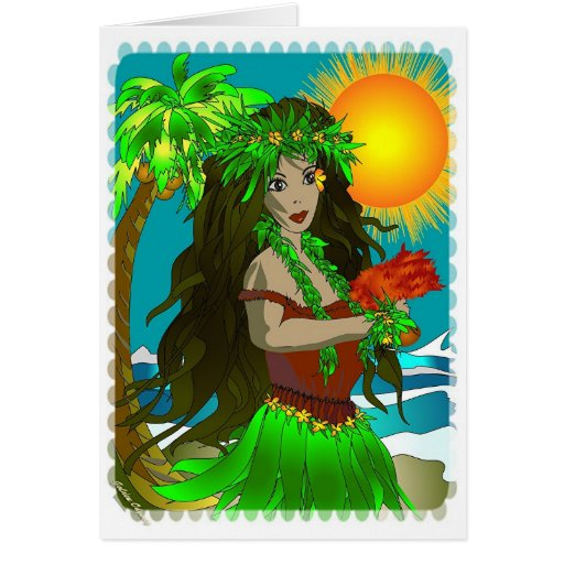Poca tarjeta de Hula