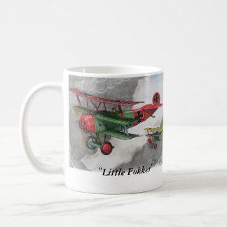 Poca taza de Fokker