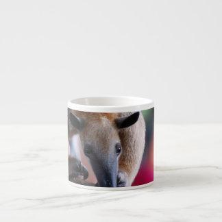 Poca taza de la especialidad del Anteater Taza Espresso