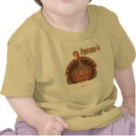 Poca Turquía de Mamaw Camiseta