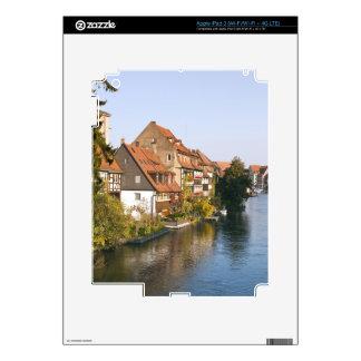 Poca Venecia (Klein Venedig) y río Regnitz iPad 3 Skin