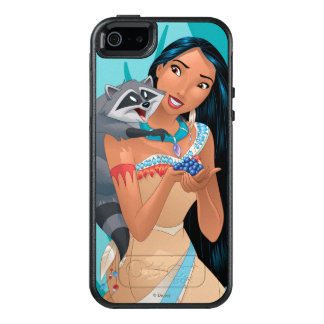 Pocahontas and Meeko OtterBox iPhone 5/5s/SE Case