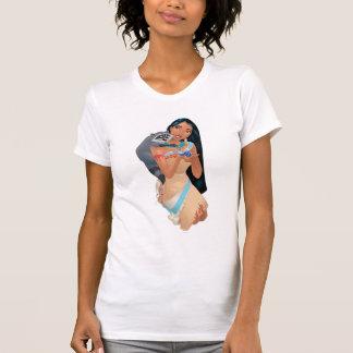 Pocahontas and Meeko T-shirts