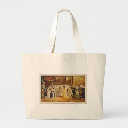 Pocahontas at the Court of King James by Rummels Bags