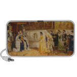 Pocahontas at the Court of King James by Rummels Notebook Speaker