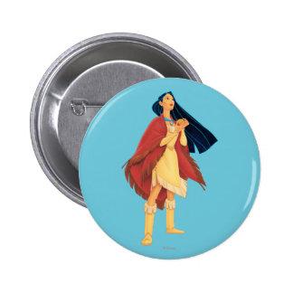 Pocahontas Cape Pins