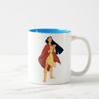 Pocahontas Cape Two-Tone Coffee Mug