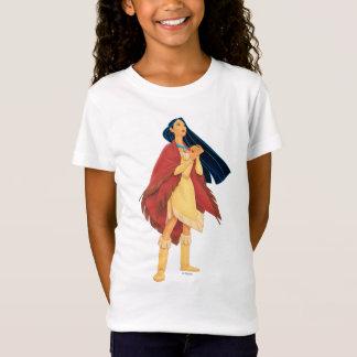 Pocahontas Cape T-Shirt