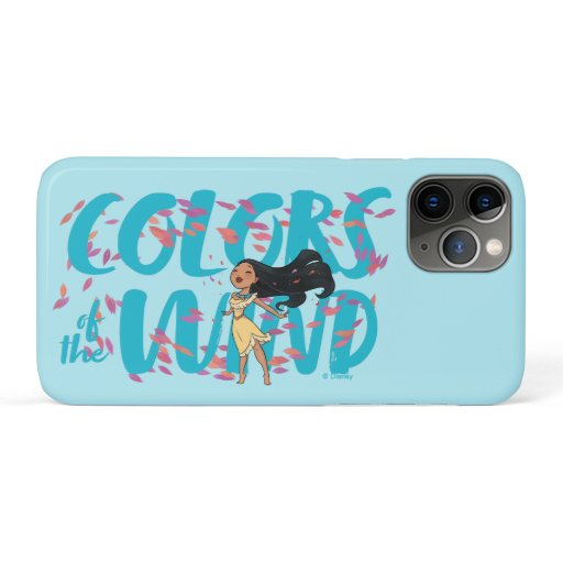 Pocahontas | Colors of the Wind iPhone 11 Pro Case