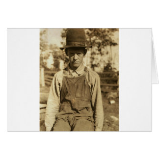 Pocahontas County Student, 1920s Card