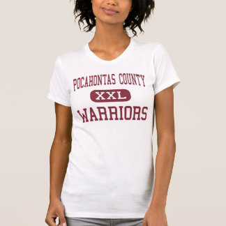 Pocahontas County - Warriors - High - Dunmore Tshirt