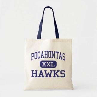 Pocahontas Hawks Richmond media Virginia Bolsas