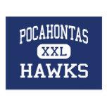 Pocahontas Hawks Richmond media Virginia Postal