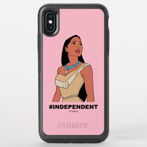 Pocahontas | #Independent OtterBox Symmetry iPhone XS Max Case