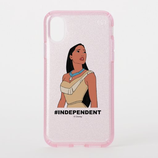 Pocahontas | #Independent Speck iPhone XS Case