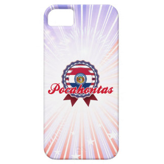Pocahontas, MES iPhone 5 Case-Mate Protector