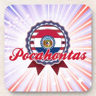 Pocahontas, MES Posavasos De Bebida