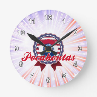 Pocahontas, MES Relojes