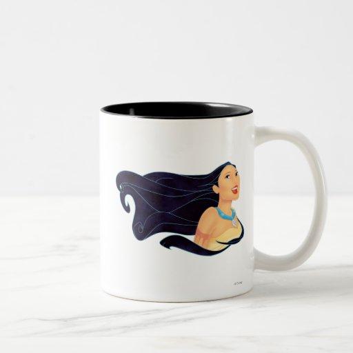 Pocahontas Smiling Coffee Mug