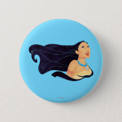 Pocahontas Colors of the Wind Round Button