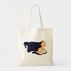 Budget Tote with Pocahontas Colors of the Wind design