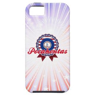 Pocahontas, VA iPhone 5 Case-Mate Coberturas