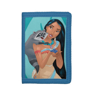 Pocahontas y Meeko