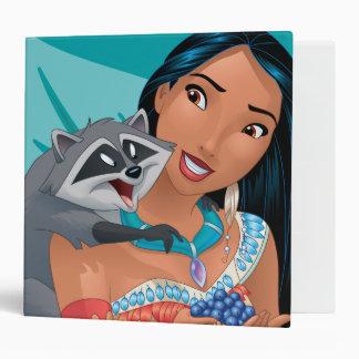"""Pocahontas y Meeko Carpeta 2"""""""
