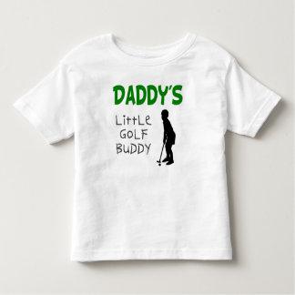 Pocas camisetas del compinche del golf del papá poleras