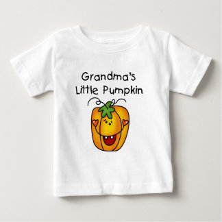 Pocas camisetas y regalos de la calabaza de la playera para bebé