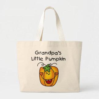 Pocas camisetas y regalos de la calabaza del abuel bolsa