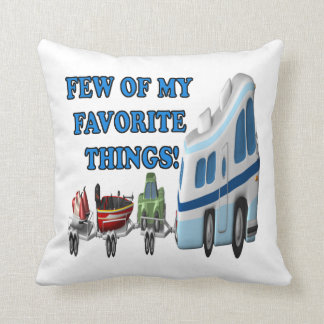 Pocas de mis cosas preferidas almohadas