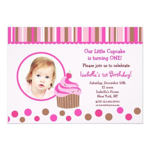 Pocas invitaciones de la fiesta de cumpleaños de l invitaciones personalizada