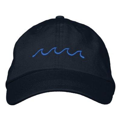 Pocas ondas gorra de béisbol