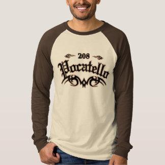 Pocatello 208 shirt