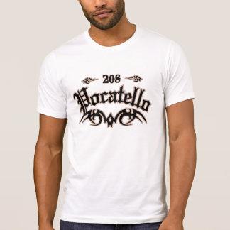 Pocatello 208 t shirt