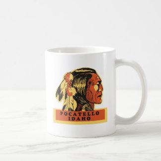 Pocatello Idaho Coffee Mug
