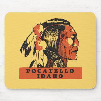 Pocatello Idaho Mouse Pad