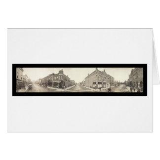 Pocatello Idaho Photo 1909 Card