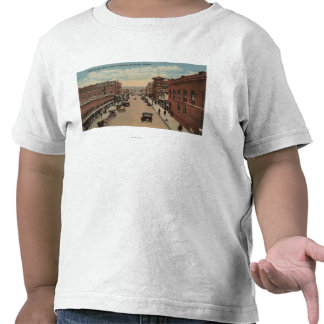Pocatello, identificación - opinión E. Center Camiseta