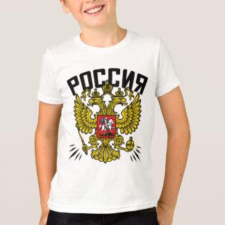 Poccnr Rusia Camisas