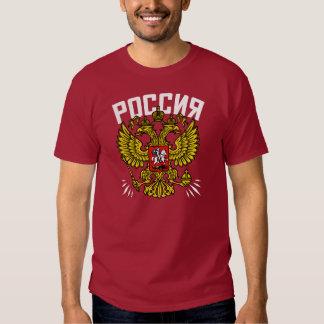 Poccnr Rusia Playeras