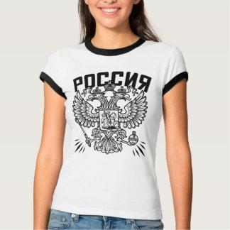 Poccnr Rusia Remera
