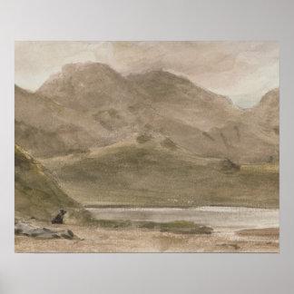 Pocilga el Tarn principal, el 12 de octubre de 180 Póster