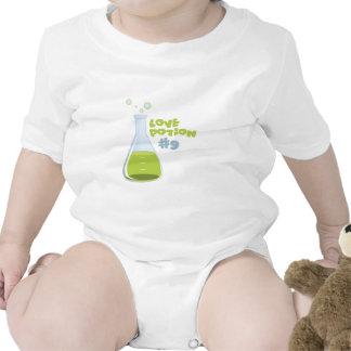 Poción de amor #9 traje de bebé