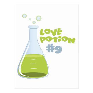 Poción de amor #9 postales